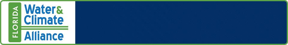 Florida Water & Climate Alliance Banner Logo