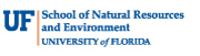 UF School of Natural Resources and Environment Logo