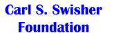 Carl S. Swisher Foundation Logo
