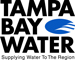 Tampa Bay Water Logo: Supplying Water to the Region