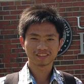 Laibin Huang headshot